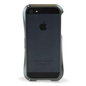 iPhone5 メタルバンパー [グレー] - 拡大画像
