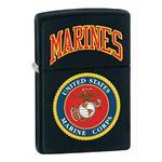 ZIPPO アメリカ海兵隊エンブレム 218.539