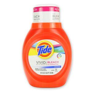 P&G 洗濯用洗剤 タイド リキッド VIVID ブリーチ 739ml[tid37849]M02B - 拡大画像