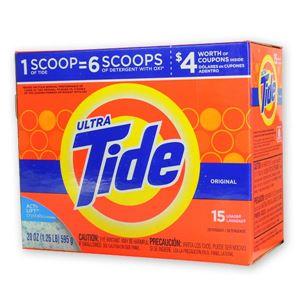 P&G 洗濯用洗剤 ウルトラタイド オリジナル[tid77828]M02B - 拡大画像