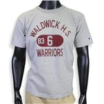 チャンピオン 半袖Tシャツ ウォリアーズ T1011 [オックスフォードグレー / XLサイズ][c5d302070xl]A04G04A