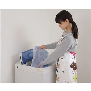 ひんやり!冷感ジェルマット/寝具 【ハーフサイズ 幅90cm×奥行90cm】 洗える 綿100% 〔寝室 ベッドルーム〕