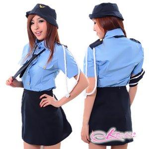 リアル交通課婦人警官さんのコスプレ/制服 - 拡大画像