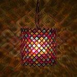 ●NEW●豪華でアンティーク調なランプ♪ トルコ モザイク ランプ♪