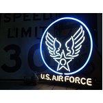 ついに登場!ネオンサイン【U.S.AIR FORCE】アメリカ空軍