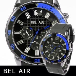 メンズ腕時計 【ビッグフェイス】 LY3/ブルー - 拡大画像