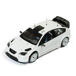 ミニカー ixo/イクソ フォード・フォーカス RS WRC08 2009ラリー仕様 ホワイト