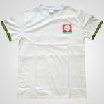 COSA NOSTRA  ドクロ Tシャツ ホワイト/Lサイズ