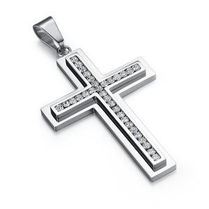 【トップのみ】クロス 十字架 ネックレス/シルバー