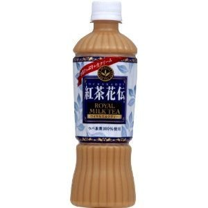コカコーラ 紅茶花伝 ロイヤルミルクティー470ml 24本 - 拡大画像