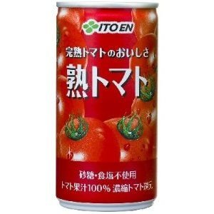 伊藤園 熟トマト 190g 90本セット - 拡大画像