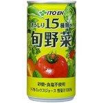 伊藤園 旬野菜 190g缶 90本セット