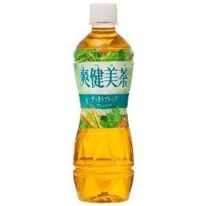 コカコーラ 爽健美茶 すっきりブレンド 500ml 48本セット - 拡大画像