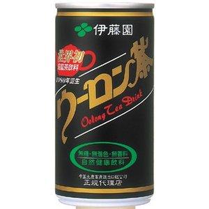 伊藤園 ウーロン茶 190g缶 60本セット - 拡大画像
