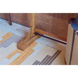 ハンガーラック/コートハンガー 【幅91cm】 木製 アイアン粉体塗装 ラッカー塗装 『ロブ』 〔寝室 ベッドルーム〕