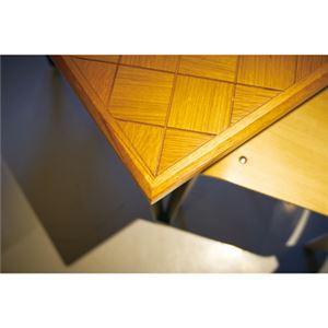 モダン ダイニングテーブル 【幅150cm】 長方形 木製 アイアン ウレタン塗装 『ジョーカー』 〔リビング 店舗 飲食店〕