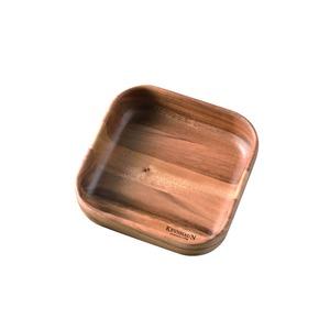 ケブンハウン 木製スクエアボウルL