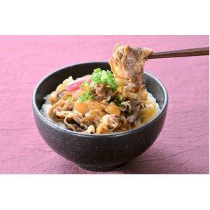 絶品!「炭火焼肉たむら」のタレを使った牛丼の具 【3パックセット(6食入り)】 - 拡大画像