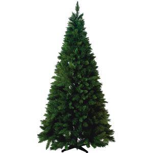 【クリスマス】210CMミックススリムツリー CAA-061 - 拡大画像
