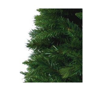 【クリスマス】210CMミックススリムツリー CAA-061