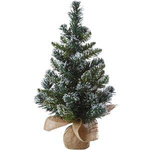 【クリスマス】45cmスノーバーラップツリー CAB-018 - 拡大画像