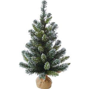 【クリスマス】60cmスノーバーラップツリー CAB-019 - 拡大画像