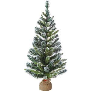 【クリスマス】90cmスノーバーラップツリー CAB-020 - 拡大画像