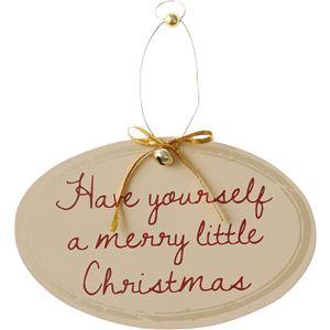 【クリスマス】リッチタイトルプレート CR COH-560 - 拡大画像