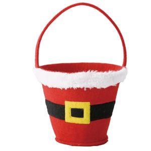 【クリスマスコスプレ】 サンタバスケット CQ -141 - 拡大画像