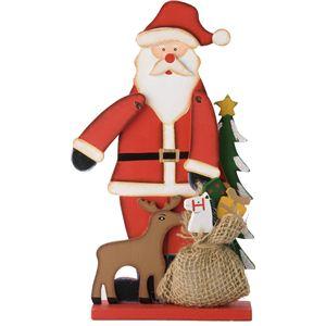 【クリスマス】ギフトサンタスタンド CT -244 - 拡大画像