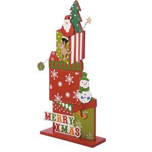 【クリスマス】クリスマスギフトスタンド CT -257 - 拡大画像