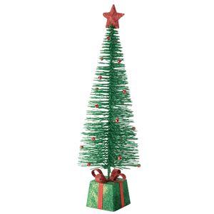【クリスマス】ギフトボックスワイヤーツリー GR CT -302 - 拡大画像