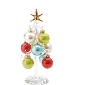 【クリスマス】ガラスクリエーションボールツリー CTDD-148