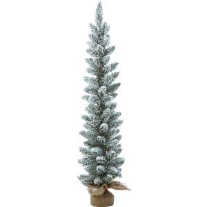90cmスリムスノーバーラップツリー