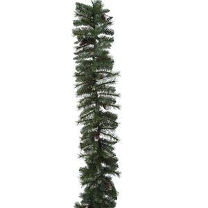 180cmスノーコーンガーランド