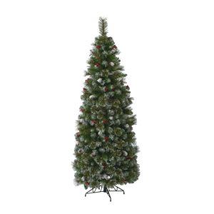 150cmプルアップスノーベリーツリー