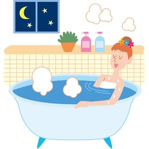 円座・岩盤浴ストーン 浴槽に入れて座るだけ 岩盤浴をご自宅のお風呂で! 【日本製】
