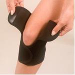 膝サポーター ペガサス【ブラックL】 家庭用永久磁気治療器サポーター 辛いひざを楽~に♪!