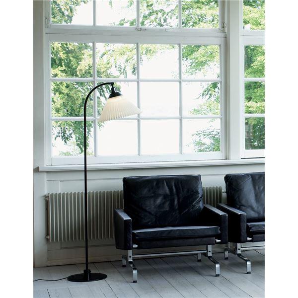 おしゃれでシンプルなデザイン照明 LE KLINT(レ・クリント) フロアランプ 368 ブラック KF368BK