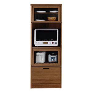 ユーアイ NEO CULM(クルム) 食器棚70 K-700HOP BR