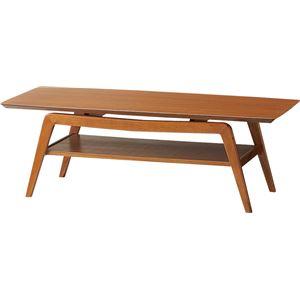 SWITCH(スウィッチ) ファルスター テーブル 【チーク材突板】 110?45cm 日本製
