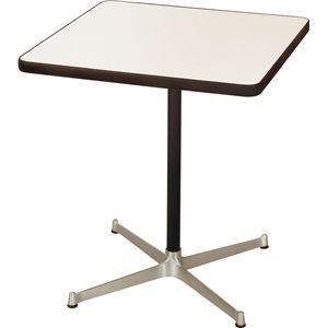 SWITCH(スウィッチ) HA テーブル 【アルミ脚】 60?60cm 日本製