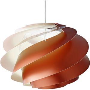 LE KLINT(レ・クリント) Swirl 1 CP/スワール 1 コッパー KP1311M CP - 拡大画像