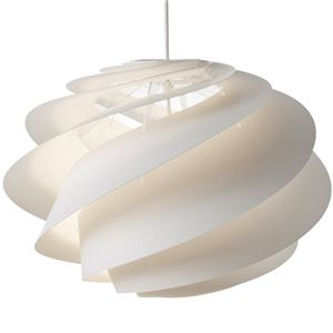 LE KLINT(レ・クリント) Swirl 1 WH/スワール 1 ホワイト KP1311M WH - 拡大画像