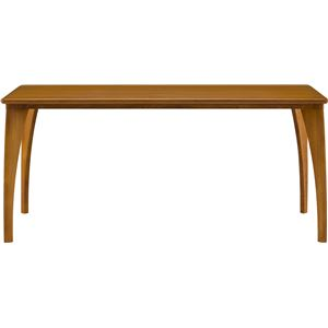 ボスコプラス クローネ ダイニングテーブル 150cm ライトブラウン