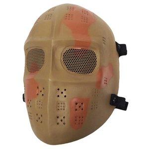 フルフェイスマスク 砂漠戦仕様 K-161 - 拡大画像