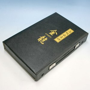 高級麻雀牌「金龍」(黒)画像2