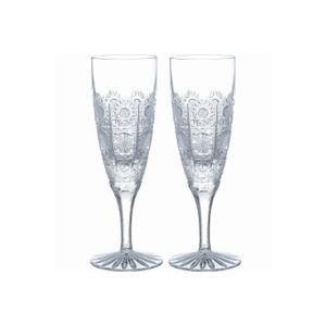 【Bohemia 500pk】ボヘミア シャンパンフルート ペア 691/500/175/2