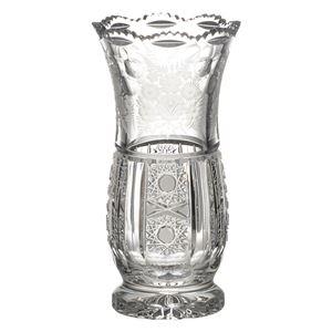 《ギフトラッピング対応》 【Bohemian Garden】ボヘミアンガーデン 花瓶(ベース) 高さ20.5cm EGL-500