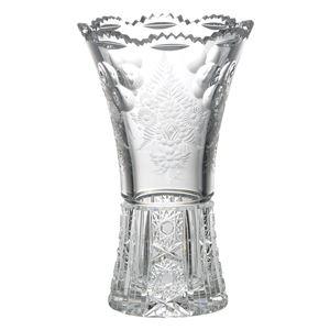 《ギフトラッピング対応》 【Bohemian Garden】ボヘミアンガーデン 花瓶(ベース) 高さ20.5cm EGL-501